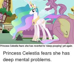Princess Celestia Meme - princess celestia fears aa yet again she has reverted to sleep