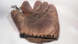 Hutch Baseball Gloves 1930s Hutch Cy Young Baseball Glove All Original Vintage Condition