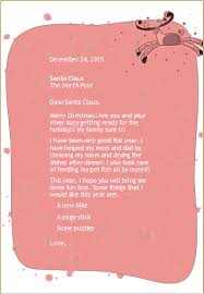 ms word letter to santa template word u0026 excel templates