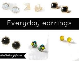 earrings everyday everyday earrings