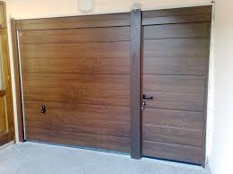porte sezionali hormann progetto installazione portone sezionale hormann con porta