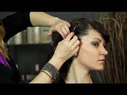 pictures of women over comb hairstyle the best side combs for thick curly hair easy hairstyles