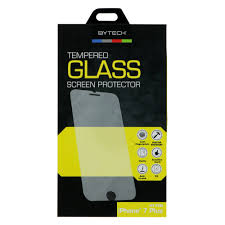 bytech tempered glass screen protector for iphone 7 plus shop