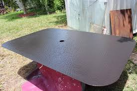 paint glass table top paint glass patio table top patio designs