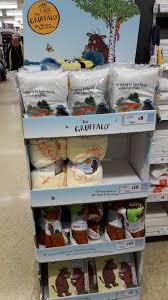 the gruffalo bedding range from dreamtex in sainsbury u0027s november