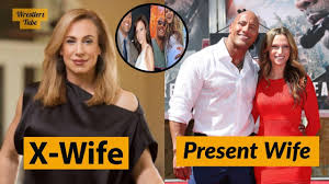 the biography of dwayne johnson dwayne johnson ex wife dany garcia unbeliveable story the rock