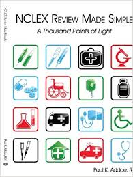 points of light review nclex review made simple a thousand points of light rn paul k