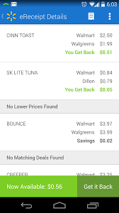 menards price match a review and test of walmart savings catcher