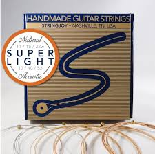what are the best acoustic guitar strings for you stringjoy