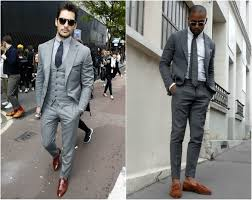 light gray suit brown shoes what shirts to wear with a grey suit grey suit brown shoes and