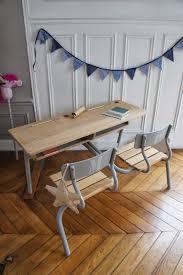 bureau écolier relooké atelier petit toit pupitre revisité sur commande fév 2013