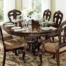 Round To Oval Dining Table Deryn Park Oval Dining Room Set Formal Dining Sets Dining Room