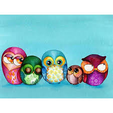 Decorative Owls by Online Get Cheap Cute Owl Paintings Aliexpress Com Alibaba Group
