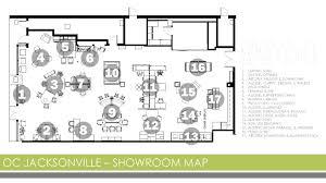Jacksonville Map Jacksonville Office Creations