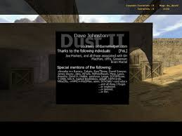 Credits To Barney And The by Counter Strike Easter Egg De Dust 2 Credits