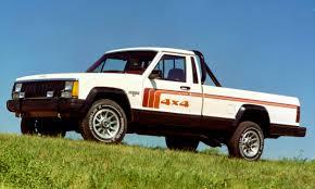 jeep comanche lifted jeep a brief history autonxt