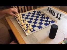 Chess Table Amazon Chess960 Setup On Amazon Alexa Youtube