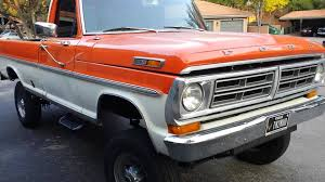 1972 ford f250 cer special 1972 ford f250 highboy w built 351m