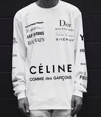 sweater brands sweater white large designer brand crewneck