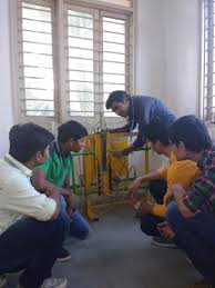 mechanical engineering laboratories parul university