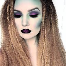 halloween makeup mac halloween mermaid makeup and hair tease and makeup