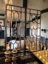 Window Mirror Decor by Decorative Pair Of Antique Window Frame Mirror Art Deco Elegant