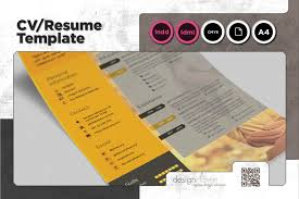 Buy Resume Design Haven 7 Creative And Professional Cv Resume Templates