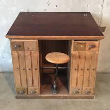 Wooden Drafting Tables by Vintage Industrial Drafting Table Or Desk U2013 Urbanamericana