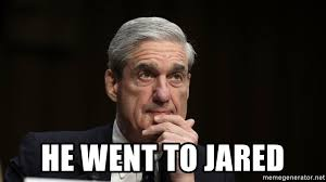 he went to jared agent mueller meme generator