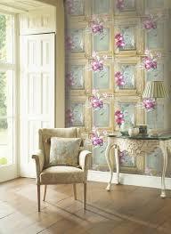 Home Wallpaper Decor 180 Best Wallpaper Images On Pinterest Little Greene Wall