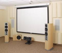 what are home theater acoustic panels with pictures