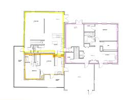 floor plans with in suite home architecture house plan contemporary house plans with inlaw