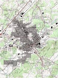 Tennessee Map Of Cities by