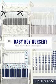 Nursery Bedding Sets For Boy by 110 Best Boy Nursery Inspiration Images On Pinterest Babies