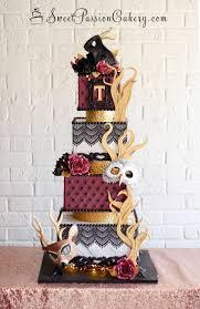 masquerade sweet 16 cake u2013 sweet passion cakery