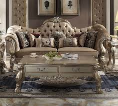 sofa dresden acme dresden collection 52090 sofa traditional classical and