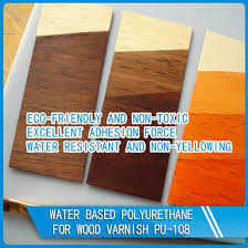 Wood Stain Medium Stain Water Based by Buy Water Based Polyurethane For Wood Varnish Pu 108 Suppliers