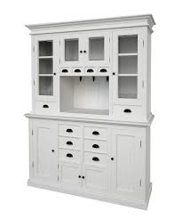 Kitchen China Cabinet Hutch Belgravia Painted Kitchen Buffet U0026 Hutch Blingby