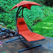 hanging chaise lounge chair patio chairs up urban hammock swing