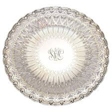 engraved silver platter co silver flatware and silverplate 17 for sale at