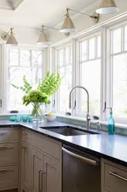 Lights For Windows Designs Light Kitchen Sink Window Sink Ideas