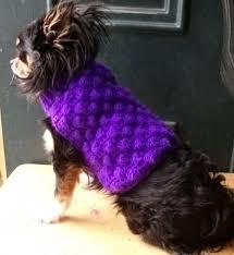 dog christmas sweater crochet pattern u2013 free crochet patterns