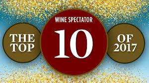 Top 10 Wines Of 2017 Wine Spectator U0027s Top 100