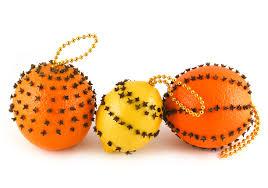 orange and lemon pomanders inhabitat green design innovation