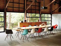 mixing dining room chairs dining room contemporary chair design ideas with cozy eames chair