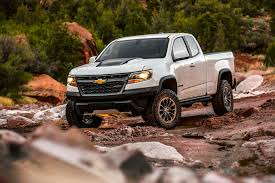 2015 Chevy Colorado Diesel Specs 2017 Chevrolet Colorado Zr2 First Drive Review Automobile Magazine