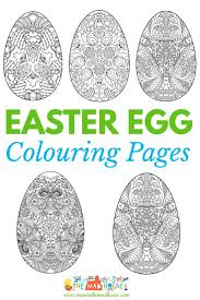 best 25 easter colouring ideas on pinterest easter bunny pics
