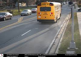 baltimore red light camera maryland drivers alliance rockville falsely accuses bus of