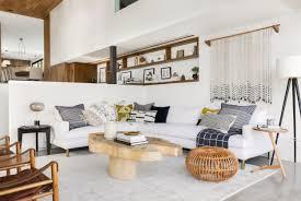 living room modern organic living room brady tolbert