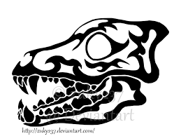 wolf skull by zuky237 on deviantart